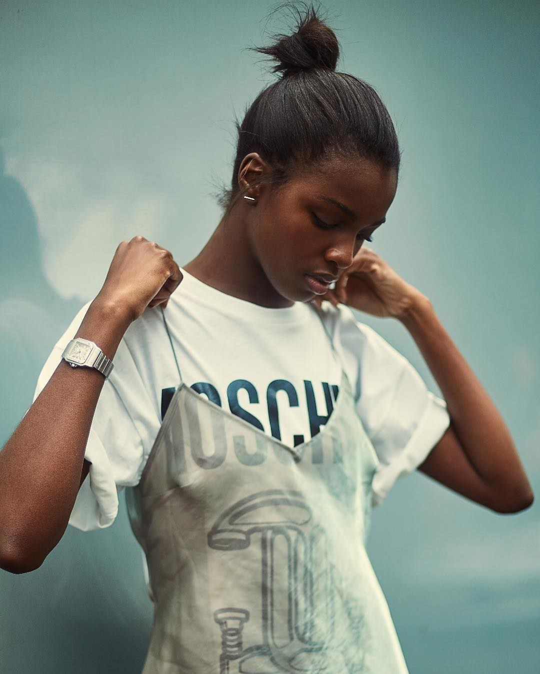 Model Leomie Anderson: Young Women Dont Have to Send