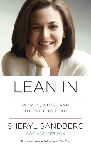 lean in, international women's day