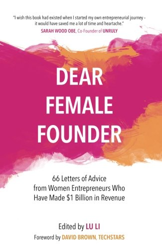 dear female founder, international women's day